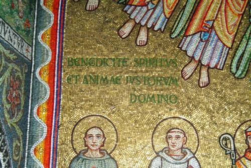 Text on left