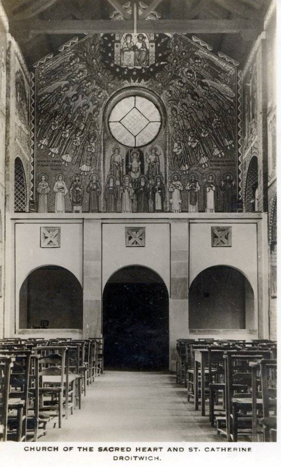 sacred heart interior